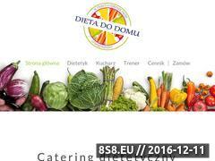 Miniaturka domeny www.dietadodomu.pl