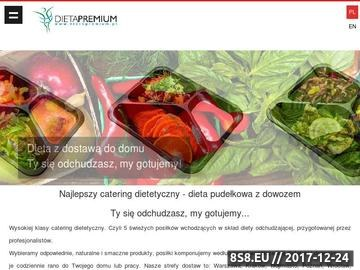 Zrzut strony Dieta Premium