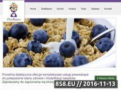 Miniaturka domeny www.dietbalans.pl