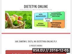 Miniaturka domeny dietetyka-online.pl