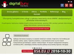 Miniaturka domeny www.digitalguru.pl