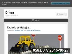 Miniaturka domeny dikap.pl