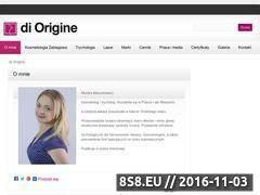 Miniaturka domeny diorigine.pl