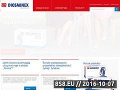 Miniaturka domeny www.diosminex.pl