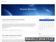 Miniaturka domeny disasterrecovery.katowice.pl