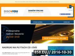 Miniaturka domeny www.disc4you.eu