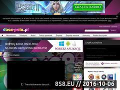 Miniaturka domeny www.disco-polo.pl