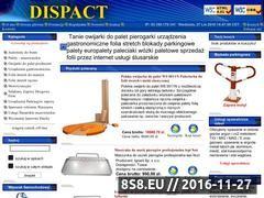 Miniaturka domeny www.dispact.pl