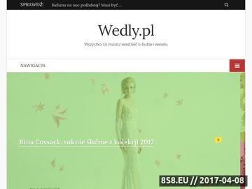 Zrzut strony Dj weselny