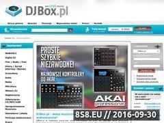 Miniaturka domeny djbox.pl