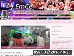 Miniaturka domeny www.djemce.pl
