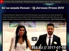 Miniaturka djjerzman.pl (Dj na wesele)