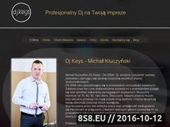 Miniaturka domeny djkeys.pl