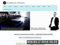 Miniaturka domeny djmarcin.com.pl