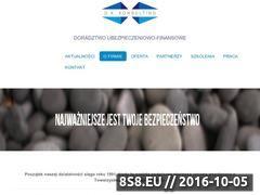 Miniaturka domeny www.dkkonsulting.pl