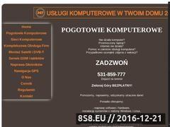 Miniaturka domeny www.dkt.zgora.pl