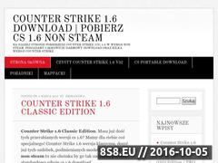 Miniaturka Instalka gry Counter Strike 1.6 (dl-cs.pl)