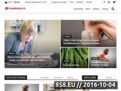 Miniaturka domeny dlazdrowia24.pl
