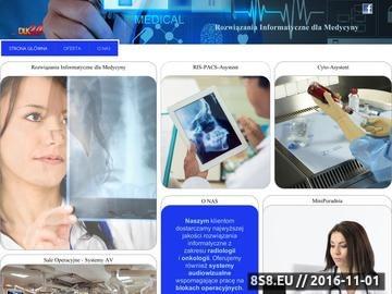 Zrzut strony Dlk24-systemy informatyczne
