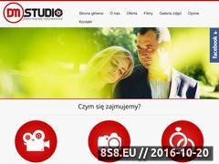 Miniaturka domeny dm-studio.pl