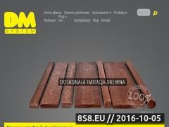 Miniaturka domeny dm-system.pl