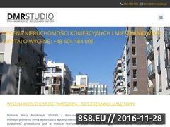Miniaturka domeny dmrstudio.pl