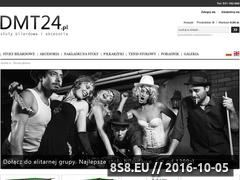 Miniaturka domeny dmt24.pl