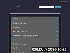 Miniaturka domeny www.do-gg.pl
