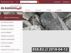 Miniaturka domeny do-kamienia.pl