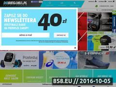 Miniaturka domeny www.dobiegania.pl