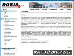 Miniaturka domeny www.dobis.pl
