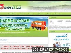 Miniaturka domeny dobra24.pl