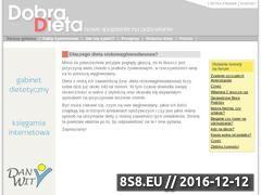 Miniaturka domeny www.dobradieta.pl