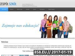 Miniaturka domeny www.dobraszkola.org