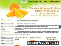 Miniaturka domeny dobrekalorie.com.pl