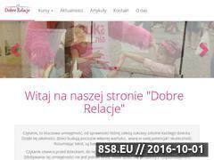 Miniaturka domeny dobrerelacje.edu.pl