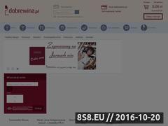 Miniaturka domeny www.dobrewina.pl