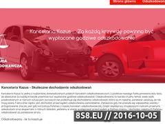 Miniaturka domeny www.dobryadwokat.eu