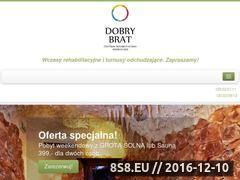 Miniaturka domeny dobrybrat.pl