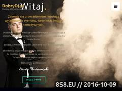Miniaturka domeny dobrydj.pl