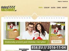 Miniaturka domeny www.dobrykalendarz.pl