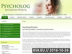 Miniaturka domeny dobrypsycholog-wroclaw.pl