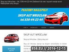 Miniaturka Skup aut używanychza gotówkę Wrocław (dobryskupaut.pl)