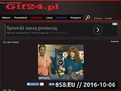 Miniaturka docinek.com (Strona z memami politycznymi i satyrą)