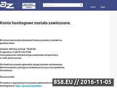Miniaturka domeny dodaj-ogloszenie.com.pl