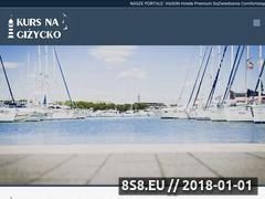 Miniaturka dogizycka.pl (Noclegi, atrakcje i restauracje w Giżycku)