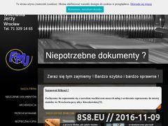 Miniaturka domeny dokumenty.biz.pl