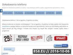 Miniaturka domeny doladowania.readyk.pl