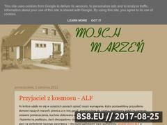 Miniaturka domeny dom-moich-marzen.blogspot.com