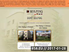 Miniaturka domeny dom.kolping.pl